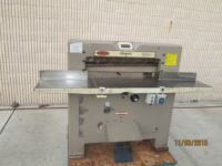 CHALLENGE THREE KNIFE TRIMMER,  SN # 515, MODEL A, HYDRAULIC SYSTEM