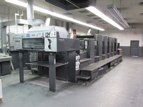 HEIDELBERG SM 102FP L WITH COATER , YEAR: 1997,  SN # 539 342,  ALCOLOR DAMPENING