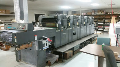 HEIDELBERG MOFPH,  YEAR: 1986,  ALCOLOR DAMPENING