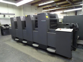 HEIDELBERG SM 52-4, YEAR:  1999, SN # 203 071, STRAIGHT PRESS- NO PERFECTOR