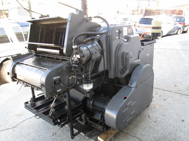 HEIDELBERG  KORD 64, GRAY, YEAR 1975