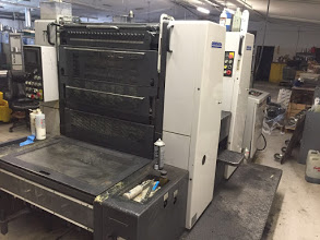 SHINOHARA 74-2P, YEAR: 1999 SN # 90900266,  PERFECTOR, TWO