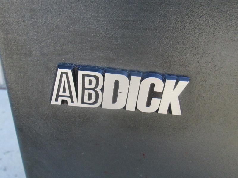 A B DICK 9910 XCD, APPROX YEAR: 1999, SN #70540 2