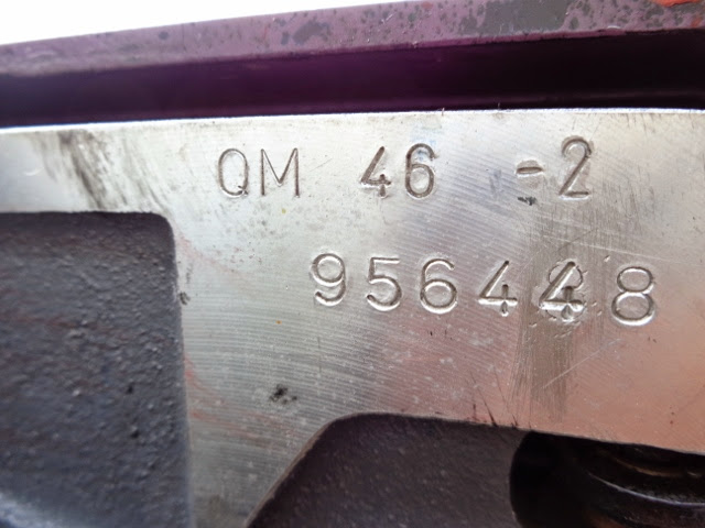 HEIDELBERG QUICKMASTER 46-2, YEAR: 1996, SN# 956 448 1
