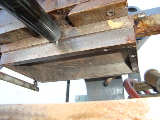 KENSOL FOIL STAMPING, MODEL K45T, SN# 167 5