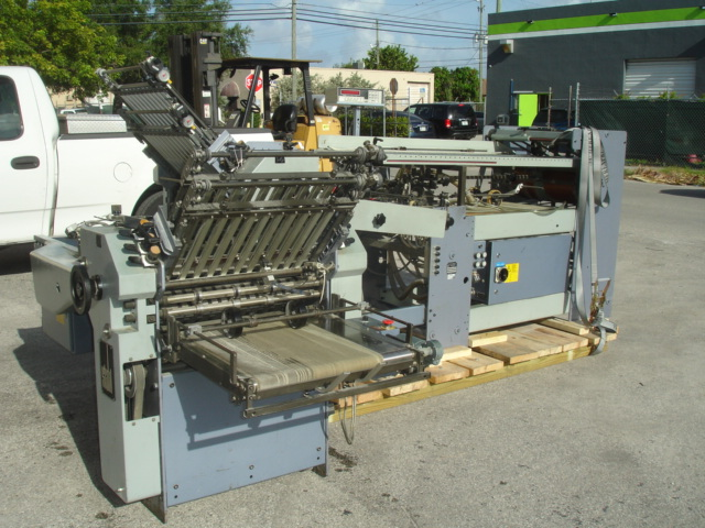 STAHL FOLDER, TYPE, R 52.2 YEAR :APPROX 1996, SN# 47888-211003 5