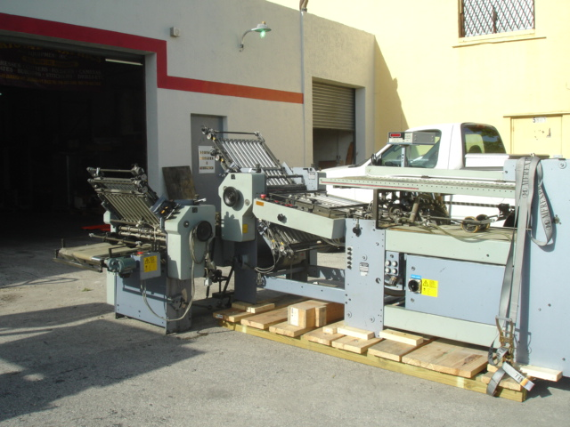 STAHL FOLDER, TYPE, R 52.2 YEAR :APPROX 1996, SN# 47888-211003 14