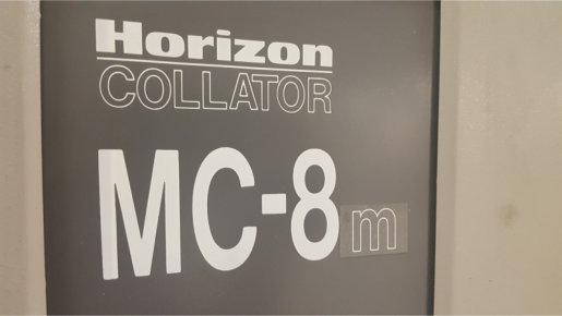 HORIZON MC 8a , APPROX YEAR: 1998 2