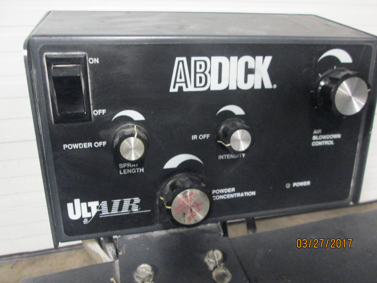 A B DICK 9970CD, APPROX YEAR: 2001 SN # 70551 14