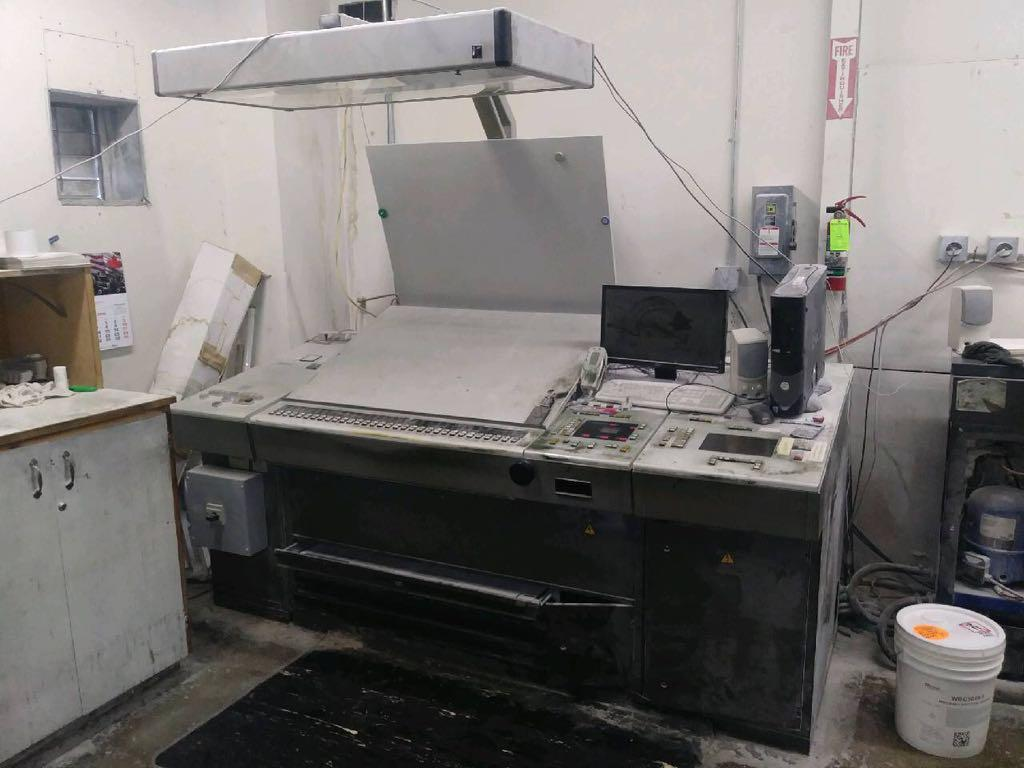 HEIDELBERG SM 102FP H+ L WITH TOWER COATER, YEAR: 1994, SN # 537 043 10