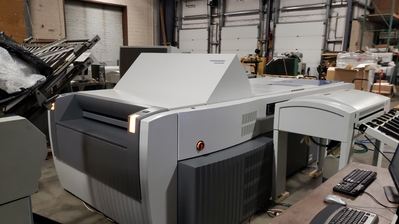 HEIDELBERG SUPRASETTER SCL/MCL 105, YR 2008 2